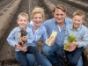 Familie Schäfer vom Spargelhof