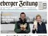 David Foce und Lena Schäfer auf dem Titel der Landeszeitungen