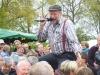 Auftritt der 'Melker' auf dem Spargelfest in Wiemersdorf